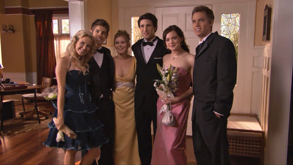 """""""Kyle XY"""" -- """"I've Had the Time of My Life"""" (2008)"""