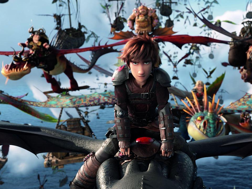 How to Train Your Dragon: The Hidden World (DreamWorks)
