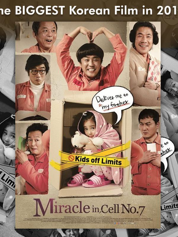 Poster Miracle In Cell No 7