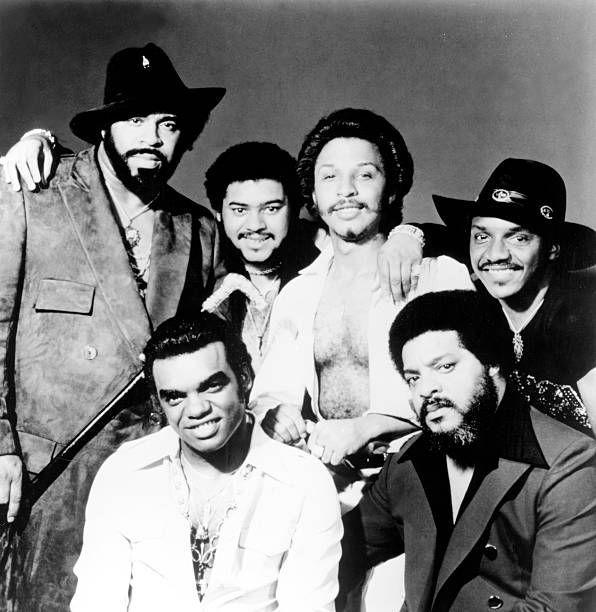 """<p>Founded in 1959, the Isley brothers grew up in the church choir and formed a harmony quartet coached by their dad. <a href=""""https://www.amazon.com/Shout-Pts-1-2/dp/B013XBW1OA/?tag=syn-yahoo-20&ascsubtag=%5Bartid%7C10055.g.33861456%5Bsrc%7Cyahoo-us"""" rel=""""nofollow noopener"""" target=""""_blank"""" data-ylk=""""slk:""""Shout"""""""" class=""""link rapid-noclick-resp"""">""""Shout""""</a> was their first success in 1959, followed by a few other hits including <a href=""""https://www.amazon.com/Its-Your-Thing/dp/B00137V0QM/?tag=syn-yahoo-20&ascsubtag=%5Bartid%7C10055.g.33861456%5Bsrc%7Cyahoo-us"""" rel=""""nofollow noopener"""" target=""""_blank"""" data-ylk=""""slk:&quot;It's Your Thing&quot;"""" class=""""link rapid-noclick-resp"""">""""It's Your Thing""""</a> (1969). The group added the two younger brothers and rewrote """"<a href=""""https://www.amazon.com/That-Lady-Pts-1-2/dp/B013WOO54W/?tag=syn-yahoo-20&ascsubtag=%5Bartid%7C10055.g.33861456%5Bsrc%7Cyahoo-us"""" rel=""""nofollow noopener"""" target=""""_blank"""" data-ylk=""""slk:That Lady"""" class=""""link rapid-noclick-resp"""">That Lady</a>"""" (originally released in 1964) in 1973, when it charted #21 for the year. The brothers went on to release multiple million-selling albums throughout the '70s. </p>"""