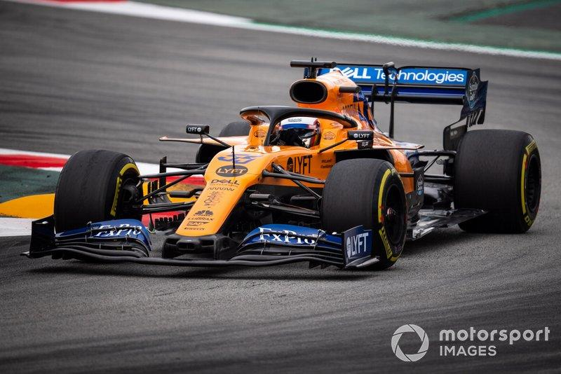 "Carlos Sainz Jr., McLaren MCL34<span class=""copyright"">Simon Galloway / Motorsport Images</span>"