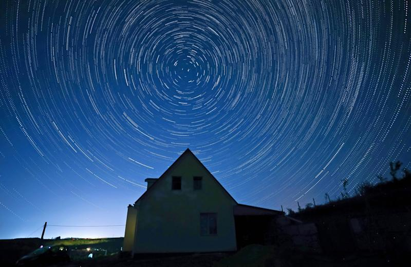 Chance to see meteor shower in skies over north-east tonight