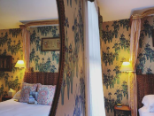 """<p>If you want to get back to basics during a relaxing staycation in Maine, check out Portland's <a href=""""https://www.pomegranateinn.com"""" rel=""""nofollow noopener"""" target=""""_blank"""" data-ylk=""""slk:Pomegranate Inn"""" class=""""link rapid-noclick-resp"""">Pomegranate Inn</a>. This quaint bed and breakfast is perfect for a quick and affordable getaway. While in town, check out the <a href=""""https://portlandlobstercompany.com"""" rel=""""nofollow noopener"""" target=""""_blank"""" data-ylk=""""slk:Portland Lobster Company"""" class=""""link rapid-noclick-resp"""">Portland Lobster Company</a> for a quick bite of the area's specialty seafood by the water. </p>"""