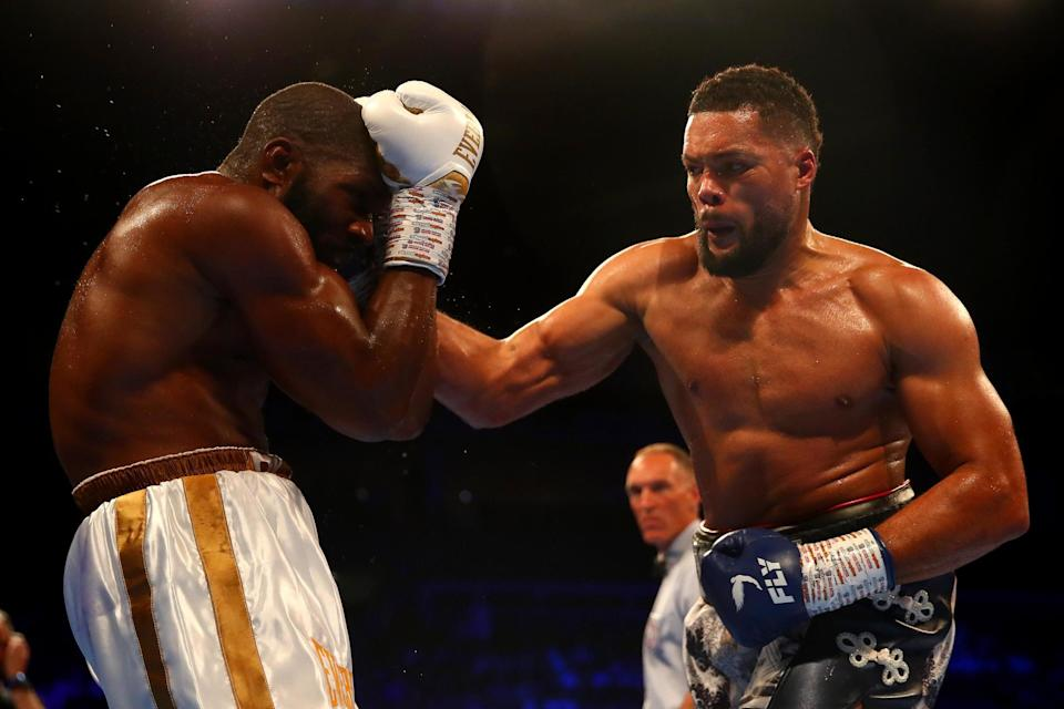 Joyce beat Bryant Jennings on points last time out (Getty Images)