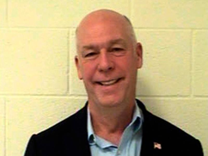Greg Gianforte has been convicted of assaulting Guardian reporter Ben Jacobs on the eve of the special election that put him in office: AP