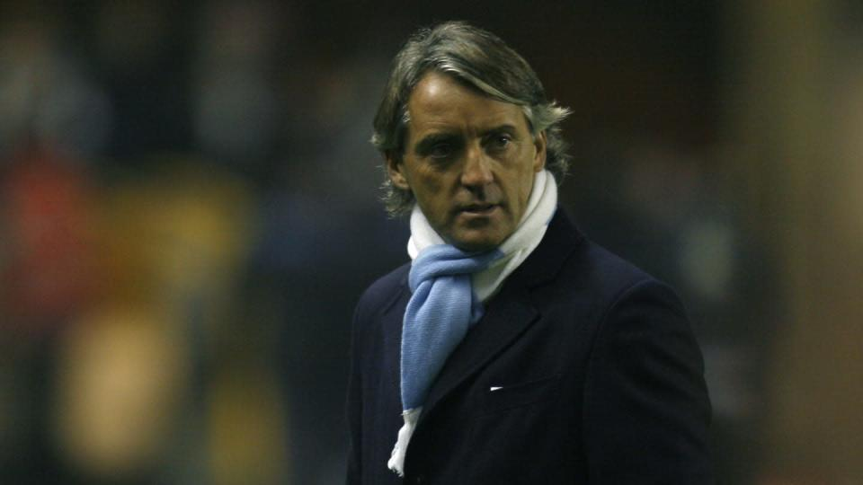 Roberto Mancini | IAN KINGTON/Getty Images