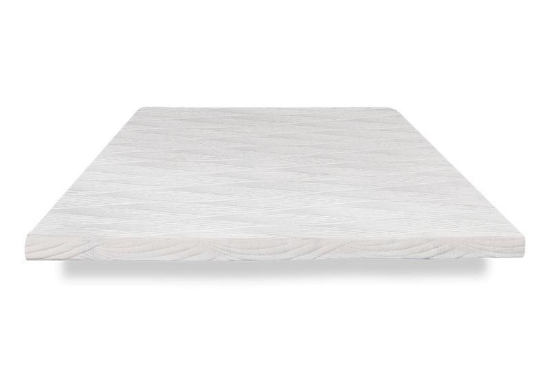 """<h3>Nest Bedding Alexander Signature Cooling Topper</h3><br><strong>Best For: Restful Sleep</strong><br>This two-inch foam topper is crafted from the same luxurious cooling fabric found on the brand's premium mattresses. And, in addition to increased sleep support and breathability, it also comes with four built-in corner straps for optimal stay-in-place security. <br><br><strong>The Hype: 4.7 out of 5 stars</strong><br><br><strong>Sleepers Say:</strong> """"Made our mattress 1000 times more comfortable. We had purchased a mattress from another company before learning of Nest. That mattress was way too firm for us, so we purchased this cooling topper from Nest (after feeling and loving it on a friend's bed). It was the best decision! What a huge difference! I wake up every morning so rested! I just never want to get out of bed!!!"""" <em>– Erika, Nest Bedding Reviewer</em><br><br><em>Shop </em><strong><em><a href=""""https://www.nestbedding.com/products/the-alexander-signiture-select-topper"""" rel=""""nofollow noopener"""" target=""""_blank"""" data-ylk=""""slk:Nest Bedding"""" class=""""link rapid-noclick-resp"""">Nest Bedding</a></em></strong><br><br><strong>Nest Bedding</strong> Cooling Topper, $, available at <a href=""""https://go.skimresources.com/?id=30283X879131&url=https%3A%2F%2Fwww.nestbedding.com%2Fproducts%2Fthe-alexander-signiture-select-topper"""" rel=""""nofollow noopener"""" target=""""_blank"""" data-ylk=""""slk:Nest Bedding"""" class=""""link rapid-noclick-resp"""">Nest Bedding</a>"""