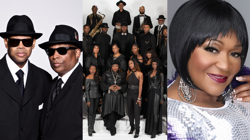 Jimmy Jam and Terry Lewis; Sounds of Blackness; Ann Nesby