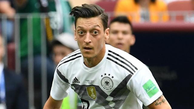 Stefan Effenberg said Joachim Low should drop Mesut Ozil and Sami Khedira for Germany's second World Cup game against Sweden.