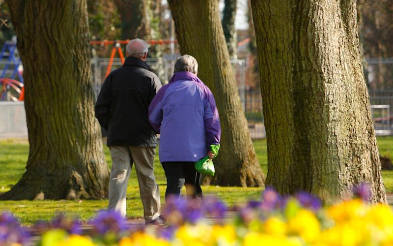 More than 6 million middle aged adults do not manage a brisk 10 minute walk a month - PA
