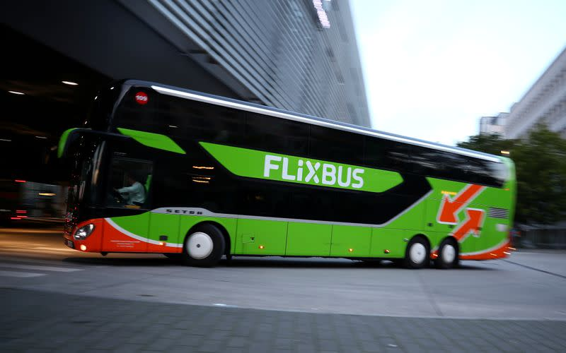 Flixbus launches UK bus service, bouncing back from lockdowns