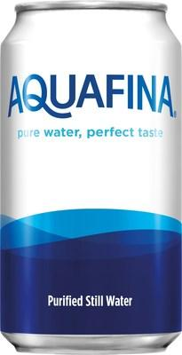 Centerplate Teams Up with PepsiCo to Offer AQUAFINA in Cans on Super Bowl Sunday at Hard Rock Stadium