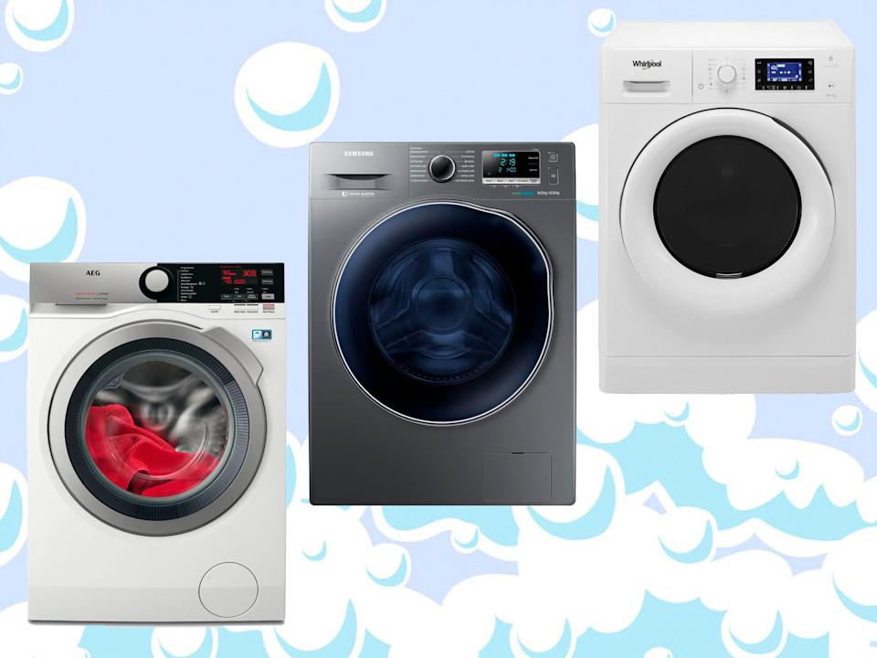 We recommend taking a machine's drying capacity as your main guide on a washer-dryer's suitability for your household (iStock/The Independent)
