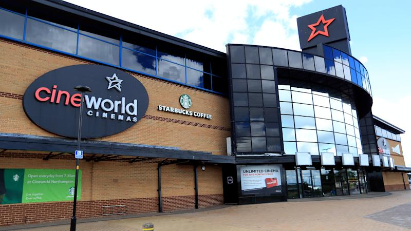 Cineworld set to close all UK sites