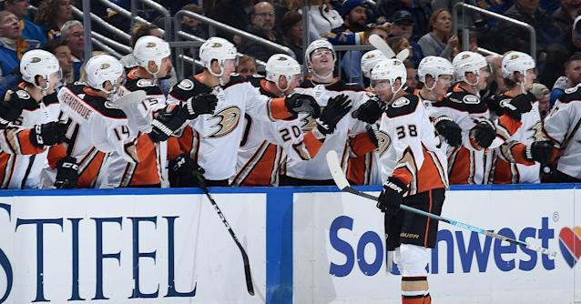 Ducks @ Blues RECAP: Gateway to Victory