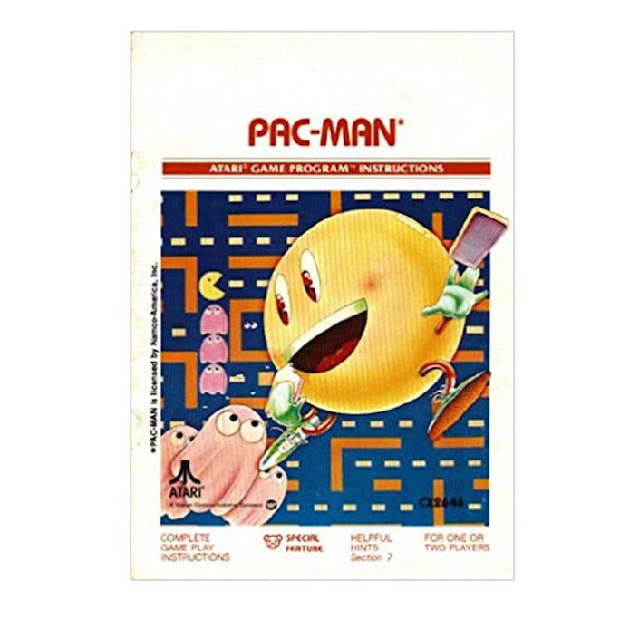 <p>This maze video game was so popular that it spawned a spin-off, the arguably superior Ms. Pac-Man, and a weird but watchable cartoon series where there was even a Baby Pac-Man. The insanely popular bright yellow character started out in arcades, taking ALL our money as we tried to avoid Blinky and pals, but then shifted to the Atari platform and we got sucked in trying to land that illusive perfect score.</p>