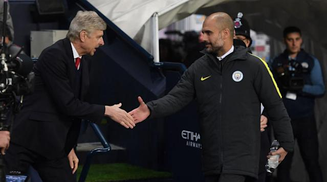 "<p>Arsene Wenger has revealed his respect for <a href=""http://www.90min.com/teams/manchester-city"" rel=""nofollow noopener"" target=""_blank"" data-ylk=""slk:Manchester City"" class=""link rapid-noclick-resp"">Manchester City</a> manager Pep Guardiola, and says that he nearly signed the Spaniard for <a href=""http://www.90min.com/teams/arsenal"" rel=""nofollow noopener"" target=""_blank"" data-ylk=""slk:Arsenal"" class=""link rapid-noclick-resp"">Arsenal</a> when he was still playing.</p><p>Guardiola is one of modern football's most successful managers, but he only retired from playing in 2006, a decade after Wenger had taken the reigns at Arsenal.</p><p>Wenger admits that the Manchester City boss has done much better than he has in recent years, and confessed that he has great respect for the enterprising style of play employed by Guardiola throughout his managerial career.</p><p>""I think he has done much better than I have and he's knowing very well what to do,"" Wenger told <a href=""https://www.youtube.com/watch?v=jpn_LZFgghk&feature=share"" rel=""nofollow noopener"" target=""_blank"" data-ylk=""slk:beIN Sports"" class=""link rapid-noclick-resp"">beIN Sports</a>. ""He has exceptional teams and he is managing them very well.</p><p>""I think I respect what he does because he has a clear vision of the game, he has a positive attitude, a positive philosophy.</p><p>""Even if he doesn't win I have as much respect as when he wins because I think people have an influence in the game. It's very important to have a positive attitude towards the game.""</p><p>The Arsenal manager also revealed that he once tried to sign Guardiola and that the Spaniard was interested in joining Arsenal.</p><p>""I spoke to him a few times, and he came once to my home when he was a player, because he wanted to play for Arsenal,"" said Wenger.</p><p>Guardiola's Manchester City are the runaway Premier League leaders at present, with a 16-point lead over closest competitors and city rivals <a href=""http://www.90min.com/teams/manchester-united"" rel=""nofollow noopener"" target=""_blank"" data-ylk=""slk:Manchester United"" class=""link rapid-noclick-resp"">Manchester United</a>. The gap between City and Wenger's Arsenal is 27 points.</p><p>The two sides meet at Wembley in the League Cup final next Sunday, with City chasing the first trophy in a possible quadruple.</p>"