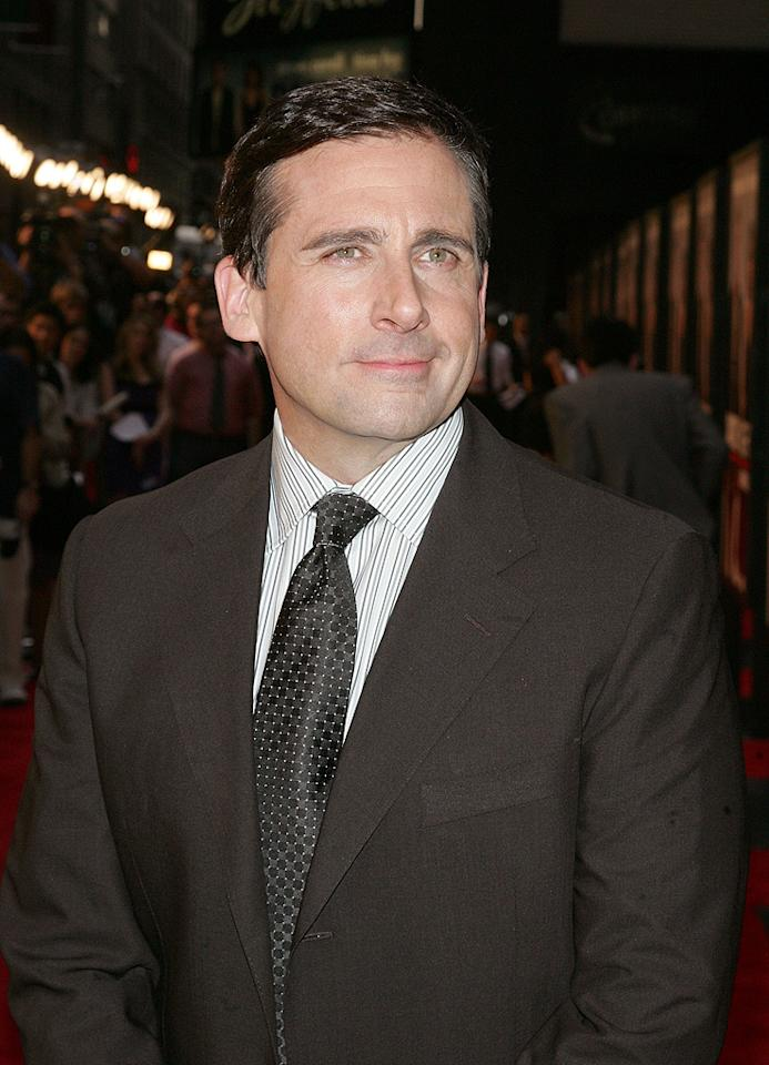 """<a href=""""http://movies.yahoo.com/movie/contributor/1804514078"""">Steve Carell</a> at the New York City premiere of <a href=""""http://movies.yahoo.com/movie/1810080154/info"""">Date Night</a> - 04/06/2010"""