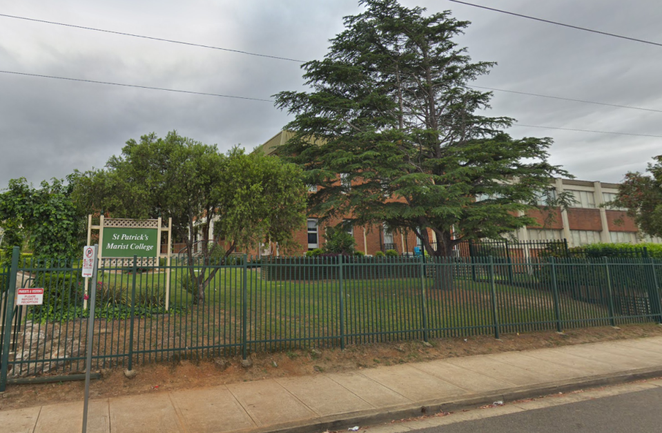 The school is Sydney's west will close on Tuesday. Source: Google Maps