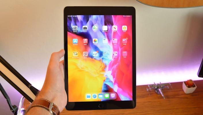 This budget-friendly iPad will keep you productive all day long.