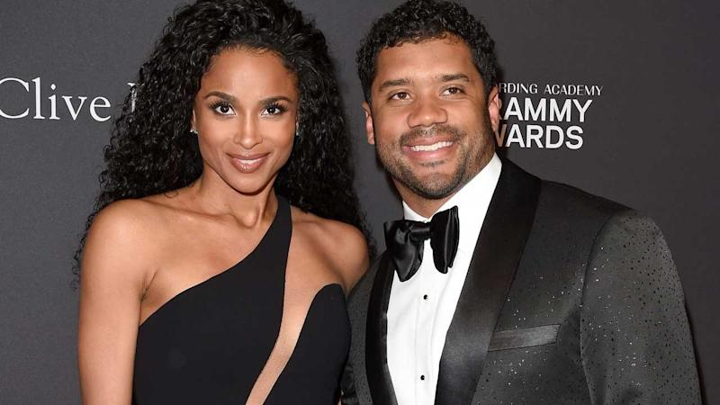 Russell Wilson And Ciara List Reasons Why They Love Each Other In