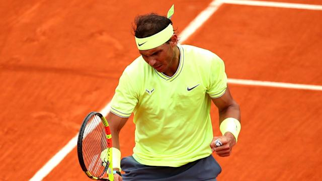 Rafael Nadal surged through the gears after dropping the second set to Dominic Thiem and clinically sealed a 12th French Open title.