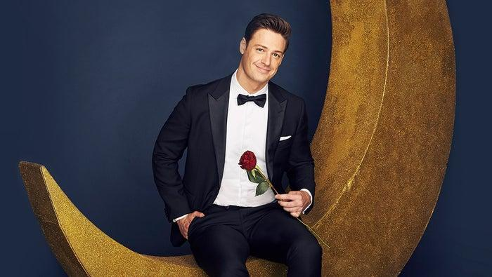 Pictured: The Bachelor Matt Agnew is an astrophysicist. Image: Network 10