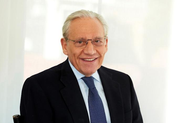 "Bob Woodward, longtime journalist and the author of Trump administration books ""Fear"" and ""Rage."" <span class=""copyright"">(Lisa Berg)</span>"