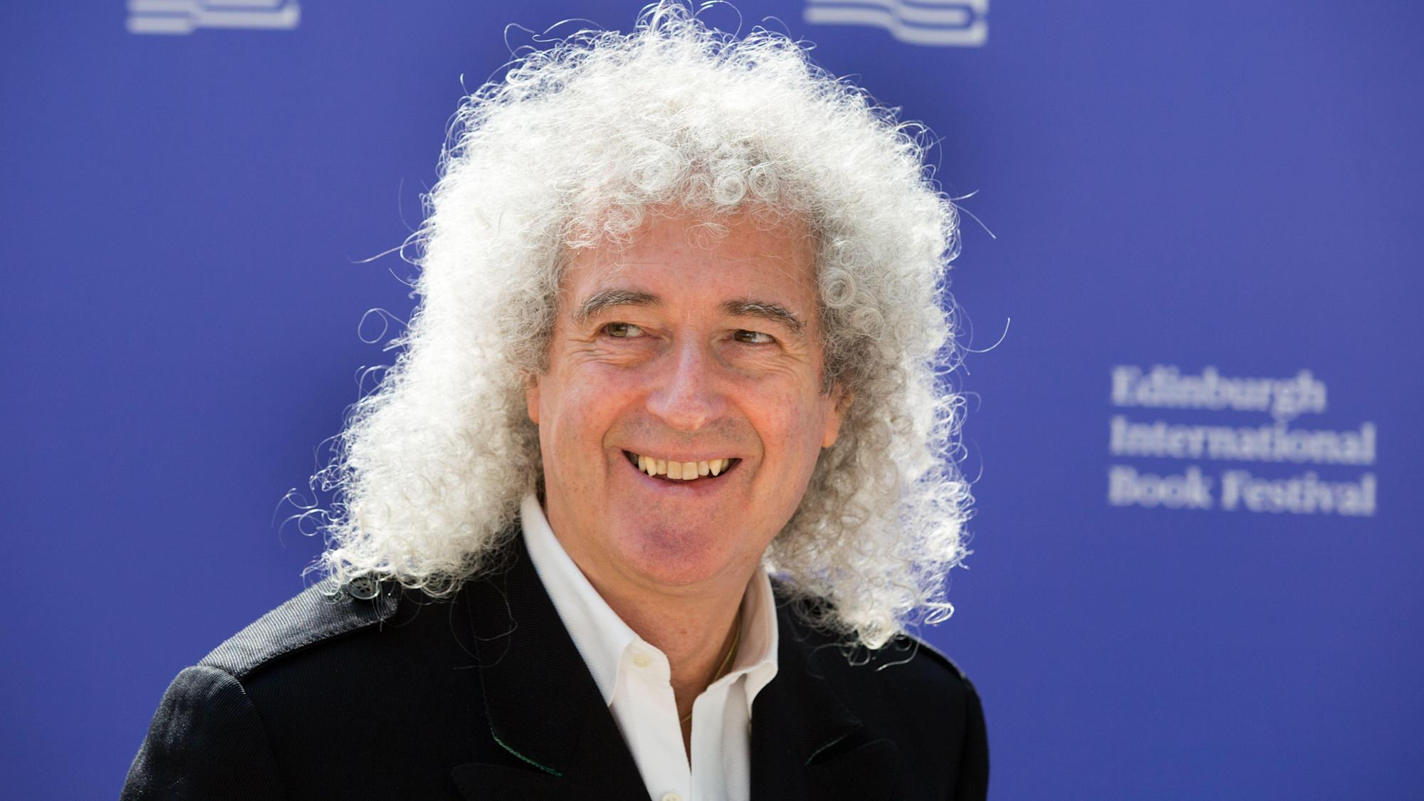 Brian May shares images of 'devastation' in his flooded London home