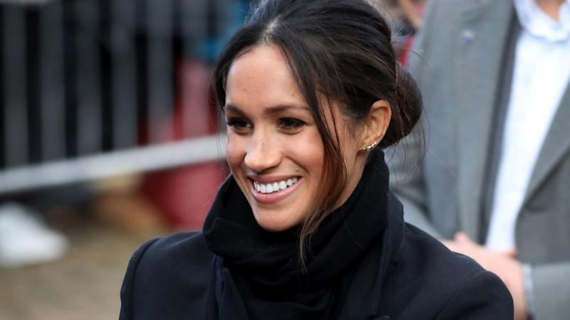Meghan Markle Brings Back Casual California Style In Skinny Jeans