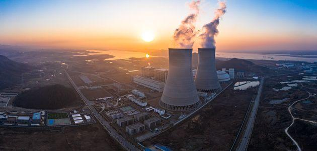 Thermal power station (Photo: yangna via Getty Images)