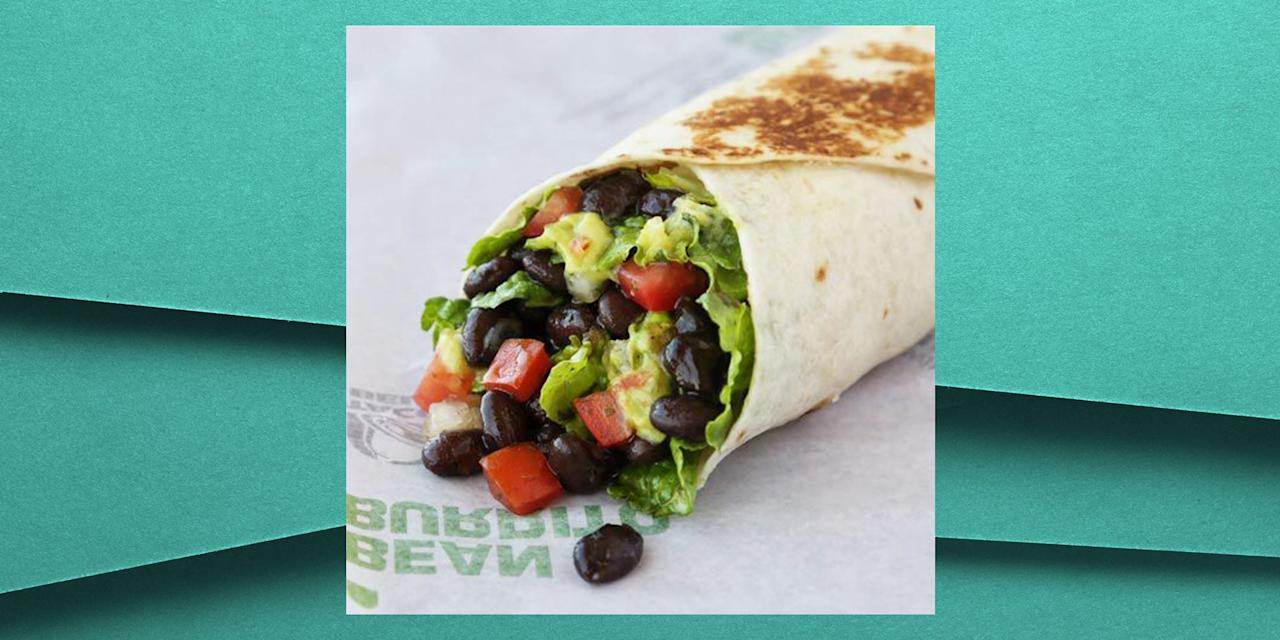 "<p>Does anything hit the spot more than a bean burrito? (I can't be the only one, here!) But if you're a vegan, it's always iffy whether the beans in your fave fast-food burrito are safe...or laden with animal fat. </p><p>Well, you don't need to worry about that at Taco Bell, which may be one of the most <a href=""https://www.womenshealthmag.com/food/a22594071/best-vegan-fast-food/"" target=""_blank"">vegan-friendly fast food chains</a> around. You can easily customize all your orders to suit your animal-product-free lifestyle. They even have a ""Make It Meatless"" feature on their website or app, as well as a ""fresco style"" option, which automatically replaces dairy toppings with pico de gallo. To make matters even better, Taco Bell offers a number of AVA-certified (American Vegetarian Association)<strong> </strong>ingredients to pick and choose from:  </p><p>-<strong>Protein:</strong> Black Beans, Refried Beans<br></p><p>-<strong>Toppings:</strong> Mild Breakfast Salsa, Cilantro, Fire Roasted Salsa, Jalapeños, Iceberg Lettuce, Romaine Lettuce, Onions, Pico de Gallo, Guacamole, Tomatoes</p><p>-<strong>Sides: </strong>Express Nacho Chips, Seasoned Rice </p><p>-<strong>Sauces: </strong>Border Sauce, Diablo Border Sauce, Fire Border Sauce, Hot Border Sauce, Green Chile Sauce, Green Tomatillo Sauce, Red Sauce</p><p>-<strong>Other ingredients: </strong>Flour Tortilla, Gordita Flatbread, Taco Shell, Tostada Shell </p><p>Just keep in mind, Taco Bell notes on their website that while they offer a number of vegan options, they can't guarantee that cross-contamination with meat or dairy products will not occur. </p><p>But if that's NBD to you, go forth and eat these vegan options off the Taco Bell menu next time a Mexican food craving hits.  </p>"