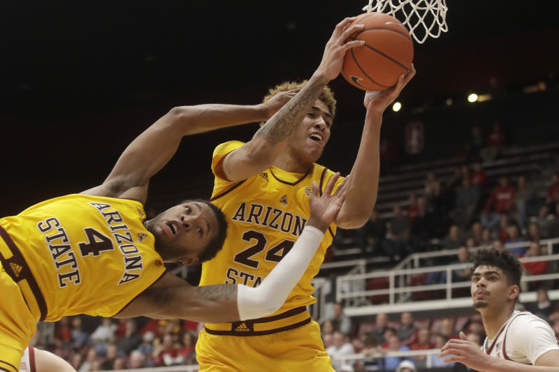 Martin scores 24, Arizona State holds off Stanford 74-69