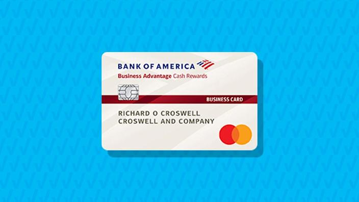 Bank Of America Business Advantage Cash Rewards