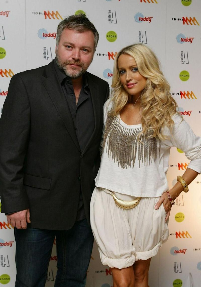 Kyle has made a point of offering Millsy the chance to go on the show to clarify. Source: KIIS FM