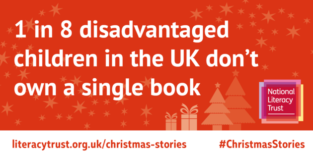 On Christmas Day, many children will be lucky enough to discover a whole new world of adventures, meet new people and learn about the past as they unwrap the gift of a new books, waiting for them under the Christmas tree.
