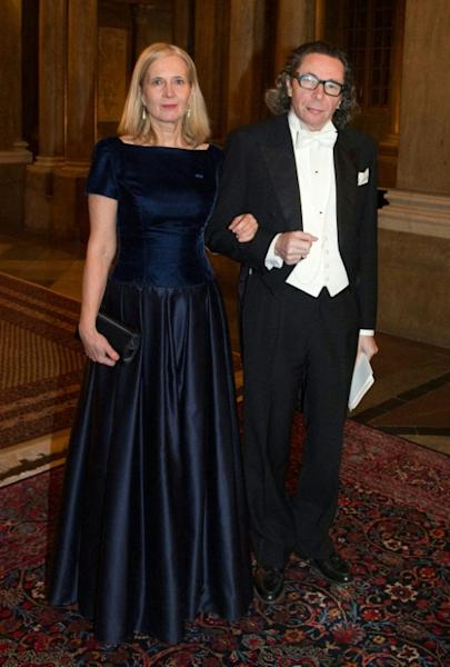 Arnault was married to Katarina Frostenson, a member of the Swedish Academy which selects Nobel literature laureates