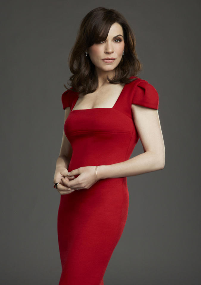 """Outstanding Lead Actress in a Drama Series: Julianna Margulies, """"The Good Wife"""""""