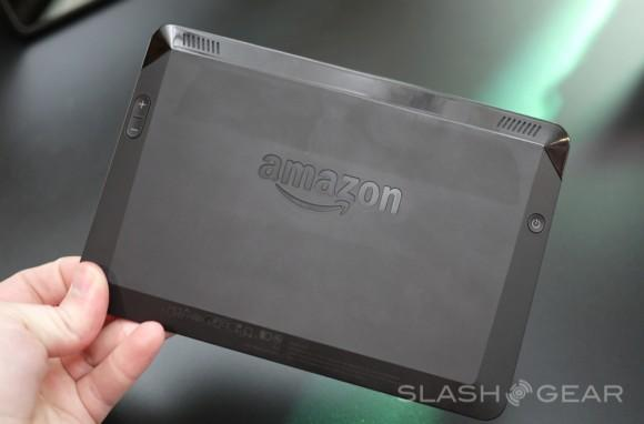 Kindle Fire HDX 7 official with 1920 x 1200 display