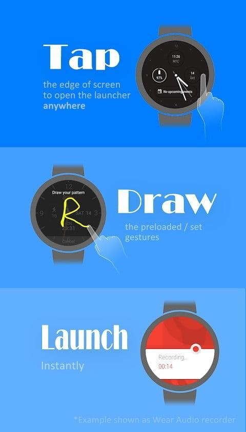 best wear os apps launcher2