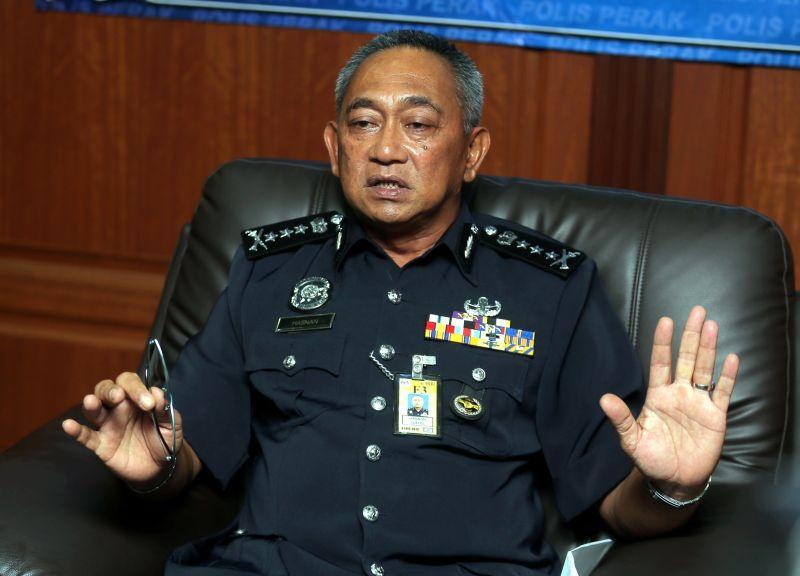Perak cops run election exercise this weekend