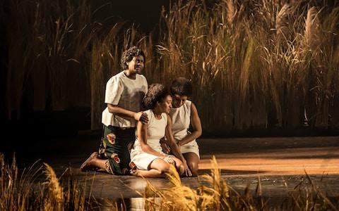 Three Sisters at the National Theatre - Credit: Richard Davenport