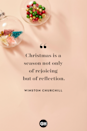<p>Christmas is a season not only of rejoicing but of reflection. </p>