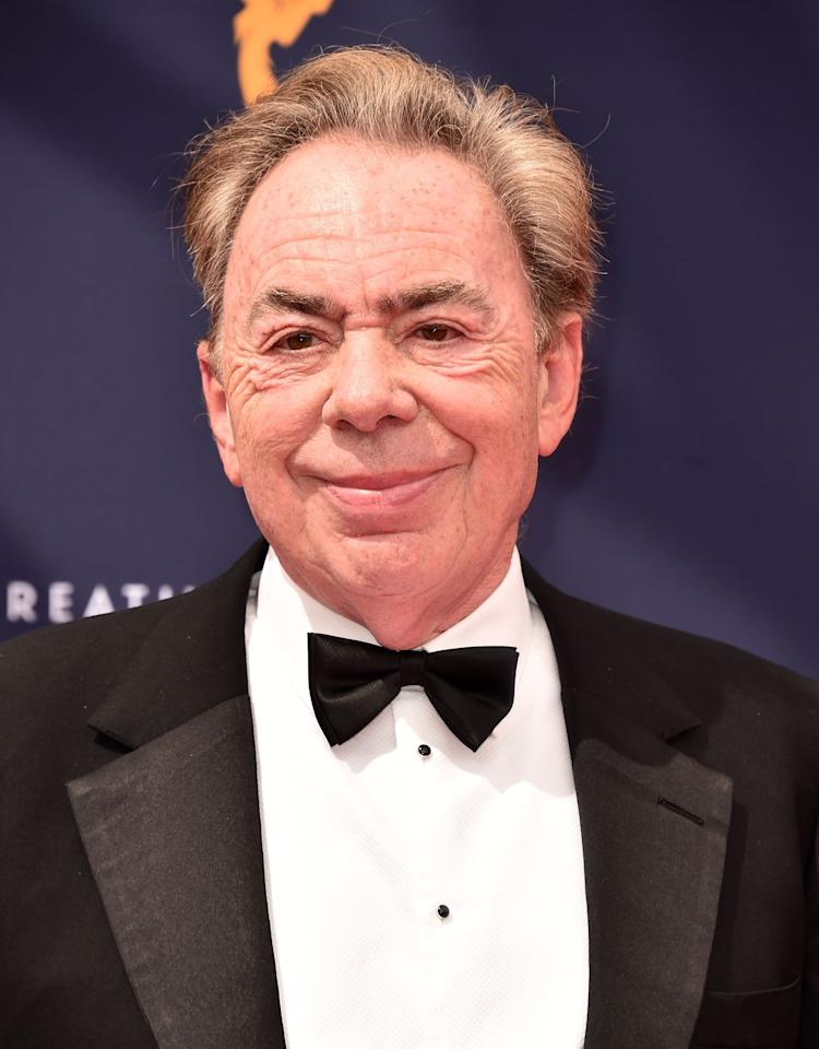 "<p>Perhaps best known for his work on <a rel=""nofollow"" href=""https://www.townandcountrymag.com/leisure/arts-and-culture/a16602613/andrew-lloyd-webber-interview/"">smash hit musicals</a> like <em>The</em> <em>Phantom of the Opera</em> and <em>Cats</em>, Webber shares several of his EGOTs with collaborator and fellow EGOT winner Tim Rice, including his 1980 Grammy, 1980 Tony, and 1997 Oscar, all for their work on  <em>Evita</em>. Webber has two additional Grammys as well as a Grammy Legend award and a Tony. His most recent trophy, the Emmy, came from his position as a producer on the live, televised <em>Jesus Christ Superstar</em> starring John legend. He was also knighted by the Queen in 1992, which technically makes him Sir EGOT. </p>"