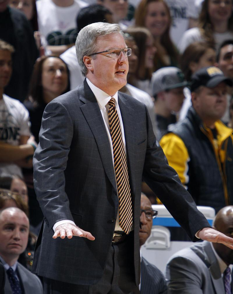 Hawkeyes stumble into Big Ten tournament