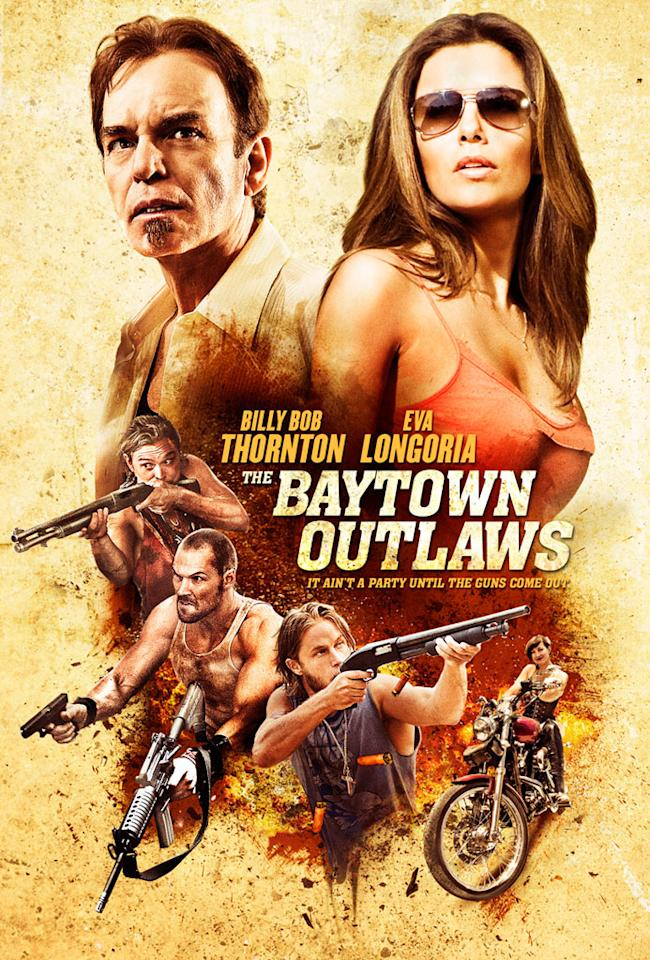 "Phase 4 Films' ""The Baytown Outlaws"" - 2013"