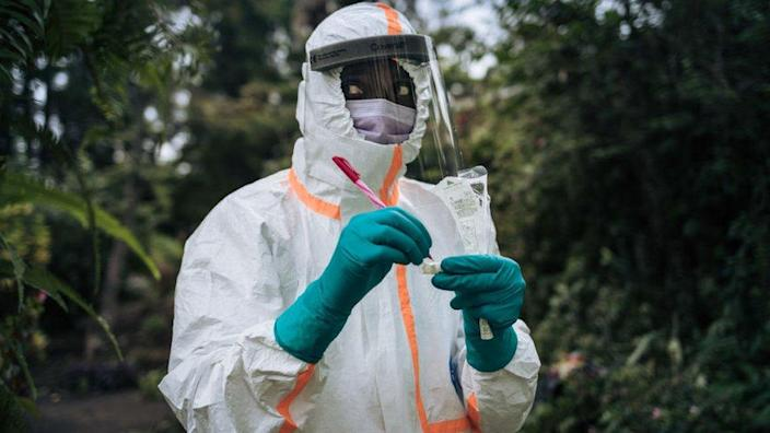 DR Congo is grappling with coronavirus and Ebola