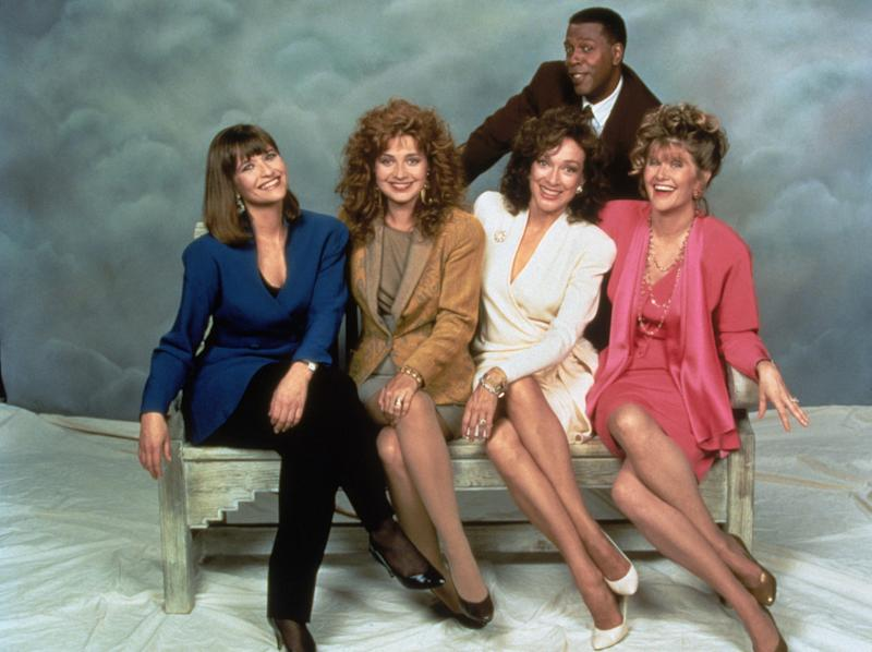 The cast of the television series