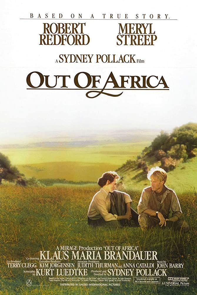 """<p>In a love story for the ages, Meryl Streep plays Karen Blixen, a woman who moves to Kenya to marry and become an aristocrat (not a bad life plan, tbh). When the marriage goes awry, and he turns out to be a scrub, she falls in love with a hunter (Robert Redford). What could go wrong?</p><p><a class=""""link rapid-noclick-resp"""" href=""""https://www.amazon.com/Out-Africa-Meryl-Streep/dp/B001VLKWUA?tag=syn-yahoo-20&ascsubtag=%5Bartid%7C2140.g.27486022%5Bsrc%7Cyahoo-us"""" rel=""""nofollow noopener"""" target=""""_blank"""" data-ylk=""""slk:Watch Here"""">Watch Here</a></p>"""