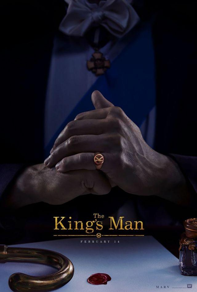 A 'Kingsman' fragrance line is launching next year